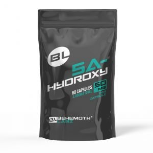 5a-hydroxy is derived from a plant called Smilax Sieboldii, a completely natural product. It is used by athletes to promote muscle gain, size, and strength.